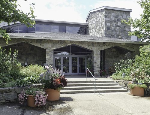 Arboretum Entrance Plaza