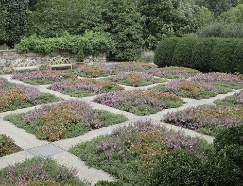 Quilt Garden at the Arboretum