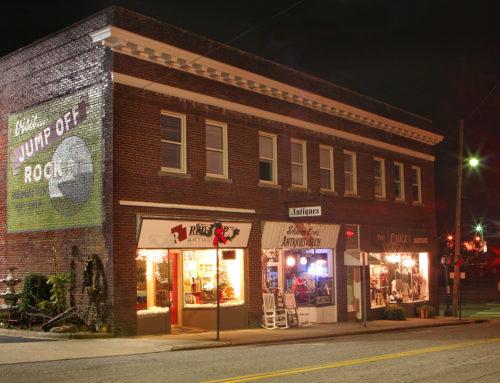 Brooks Building – Hendersonville, NC