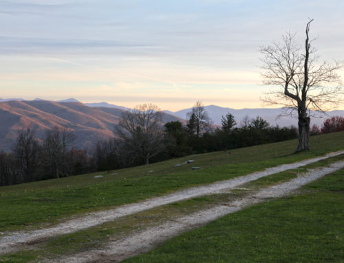 Laughter Mountain Road – Little Pisgah