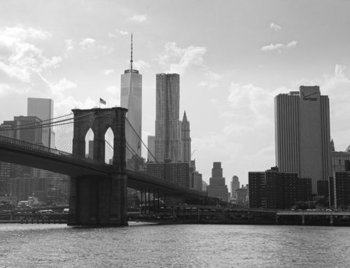 Brooklyn Bridge & World Trade Center – New York