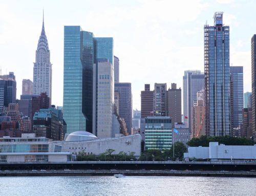 Chrysler Building Trio – New York