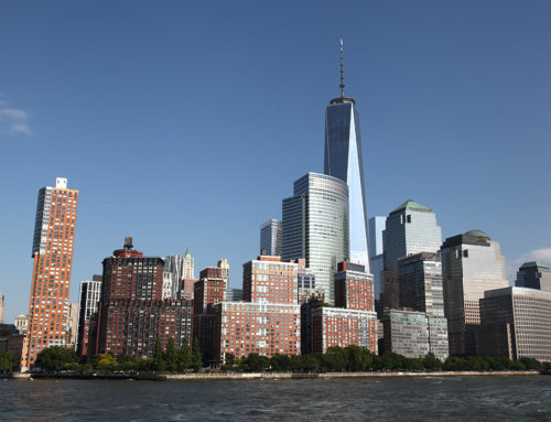 World Trade Center & Manhattan – New York