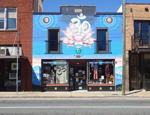 Instant Karma – West Asheville