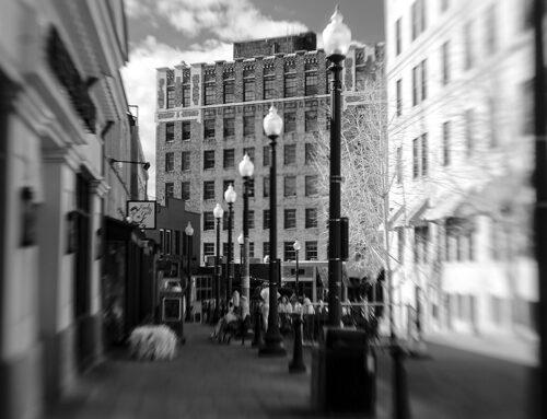 Wall Street – Asheville, NC